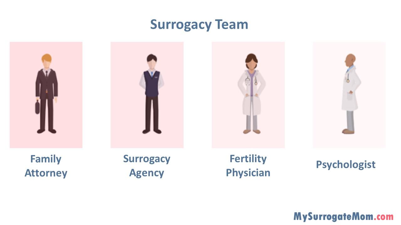 surrogacy professionals