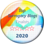 Top Surrogacy Blog Finalists