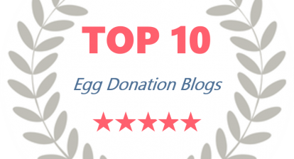 top ten egg donation blogs 2020
