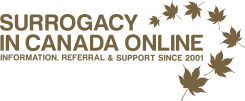 CSO surrogacy in Canada Online