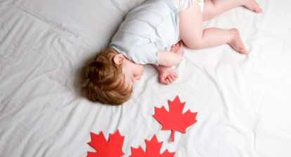 surrogacy in canada baby
