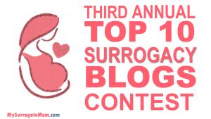 third annual surrogacy blog contest