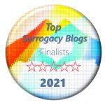 Top Surrogacy Blogs Finalists 2021